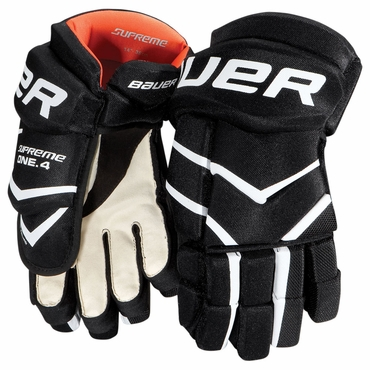 Bauer Supreme One.4 Youth Hockey Gloves