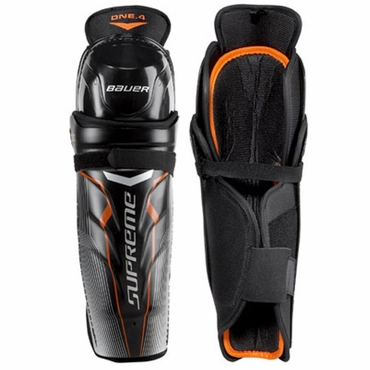 Bauer Supreme One.4 Youth Hockey Shin Guards