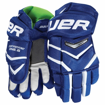 Bauer Supreme One.6 Junior Hockey Gloves