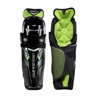 Bauer Supreme One.6 Senior Hockey Shin Guards