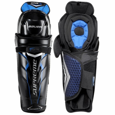 Bauer Supreme One.8 Junior Hockey Shin Guards