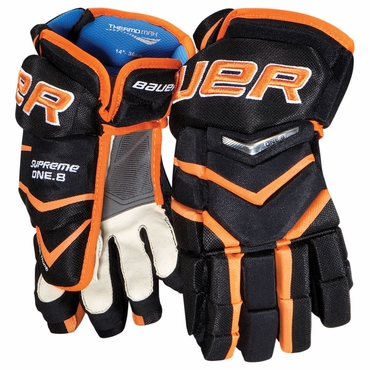 Bauer Supreme One.8 Hockey Gloves - Senior