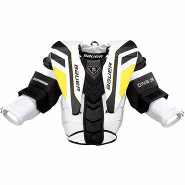 Bauer Supreme ONE.9 Hockey Chest & Arm Protector - Intermediate