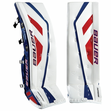 Bauer Supreme ONE.9 Hockey Goalie Leg Pads - Senior