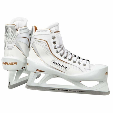 Bauer Supreme ONE100 Limited Edition Senior Ice Hockey Goalie Skates - 2011