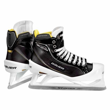 Bauer Supreme ONE100 Pro Junior Ice Hockey Goalie Skates