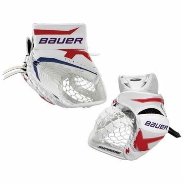 Bauer Supreme ONE100 Pro Senior Hockey Goalie Catcher