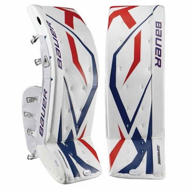 Bauer Supreme ONE100 Pro Senior Hockey Goalie Leg Pads