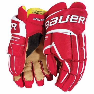 Bauer Supreme ONE40 Junior Hockey Gloves
