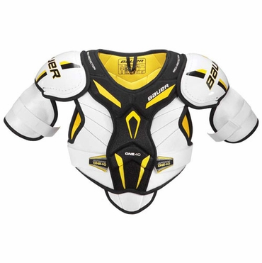 Bauer Supreme ONE40 Junior Hockey Shoulder Pads