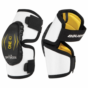 Bauer Supreme ONE40 Youth Hockey Elbow Pads