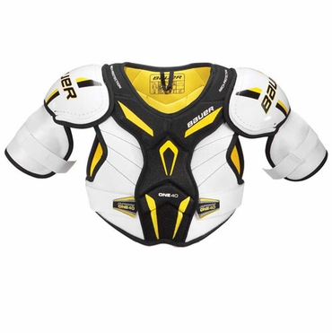Bauer Supreme ONE40 Youth Hockey Shoulder Pads