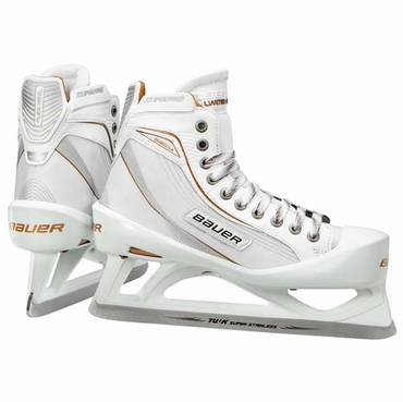 Bauer Supreme ONE80 Limited Edition Senior Ice Hockey Goalie Skates - 2011