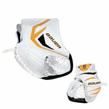 Bauer Supreme ONE90 Intermediate Hockey Goalie Catcher
