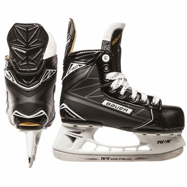Bauer Supreme S160 Ice Hockey Skates - Youth