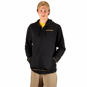 Bauer Supreme Full Zip Hockey Hoodie - Black - Senior