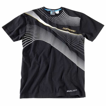 Bauer Supreme Senior Short Sleeve Hockey Shirt - 2010