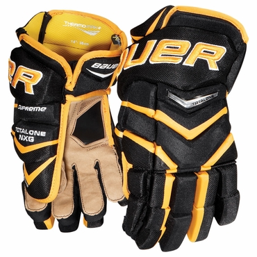 Bauer Supreme TotalOne NXG Hockey Gloves - Junior