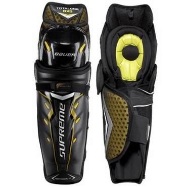 Bauer Supreme TotalOne NXG Junior Hockey Shin Guards