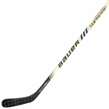 Bauer Supreme TotalONE NXG LE Vintage Junior Hockey Grip Stick - Blue