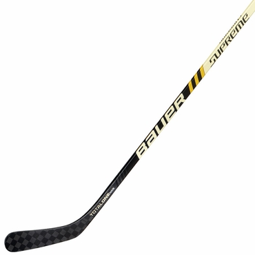 Bauer Supreme TotalONE NXG LE Vintage Senior Hockey Grip Stick - Black/Gold