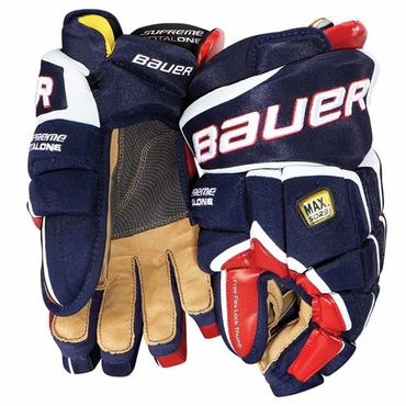 Bauer Supreme TotalOne Hockey Gloves - Senior