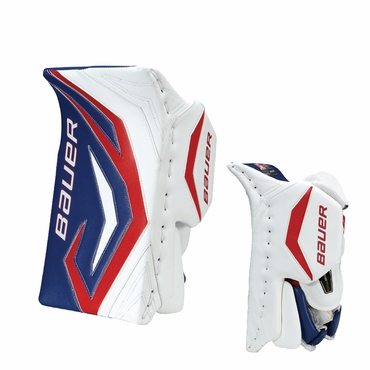 Bauer Supreme TotalOne Hockey Goalie Blocker - Senior