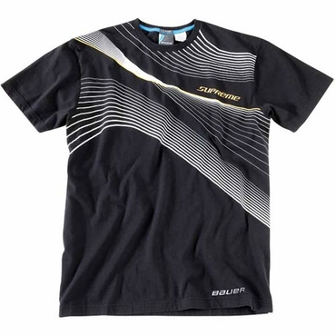Bauer Supreme Youth Short Sleeve Hockey Shirt