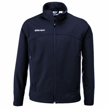 Bauer Team Soft Shell Hockey Jacket - Senior