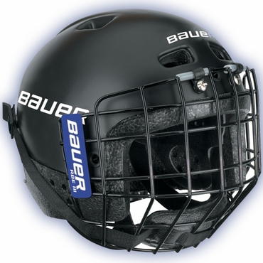 Bauer Techlite Youth Multi-Sport Helmet w/Cage