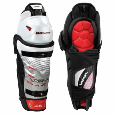 Bauer Vapor APX Hockey Shin Guards - Junior