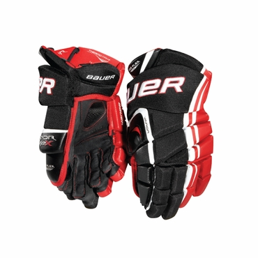 Bauer Vapor APX Youth Hockey Gloves