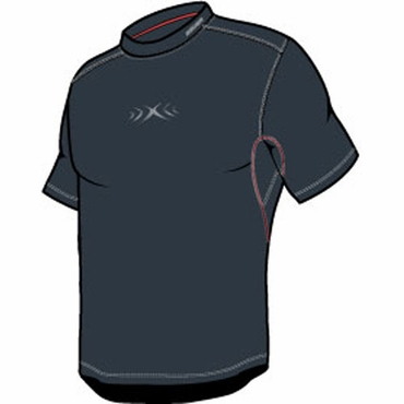 Bauer Vapor Core Short Sleeve Hockey Shirt - Senior