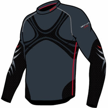 Bauer Vapor Elite Seamless Senior Long Sleeve Hockey Shirt