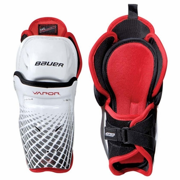 Bauer Vapor Lil Rookie Youth Hockey Shin Guards