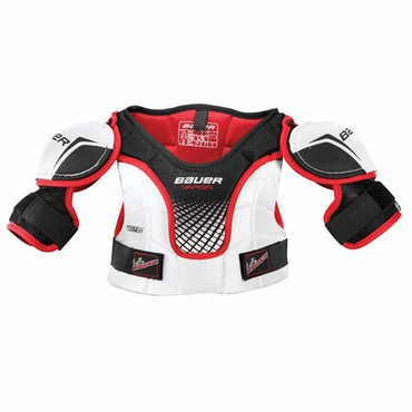 Bauer Vapor Lil Rookie Youth Hockey Shoulder Pads