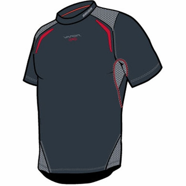 Bauer Vapor Premium Compression Junior Short Sleeve Hockey Shirt
