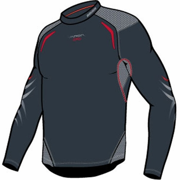 Bauer Vapor Premium Grip Senior Long Sleeve Hockey Shirt
