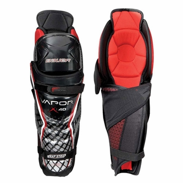 Bauer Vapor X:40 Junior Hockey Shin Guards
