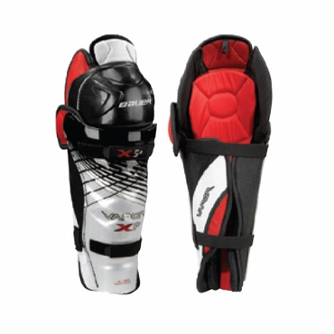 Bauer Vapor X 5.0 Junior Hockey Shin Guards