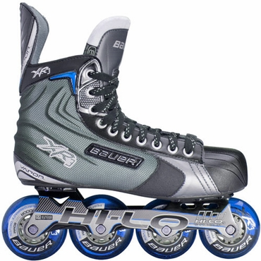 Bauer Vapor XR3 Outdoor Senior Inline Hockey Skates