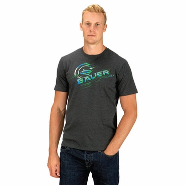 Bauer Velocity Senior Short Sleeve Hockey Shirt