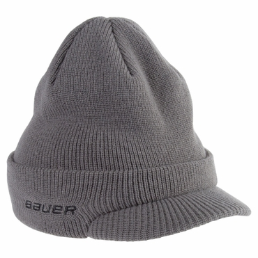 Bauer Vintage New Era Senior Visor Knit Hockey Hat