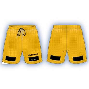 Bauer Youth Mesh Hockey Jock Shorts – 2009