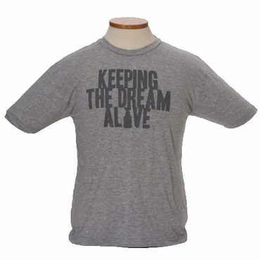Beer League Keeping the Dream Alive Senior Short Sleeve Hockey Shirt