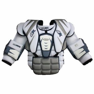 Brians Subzero Pro Senior Hockey Goalie Chest and Arm Protector