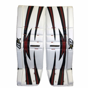 Brians Gnetik Senior Hockey Goalie Leg Pads