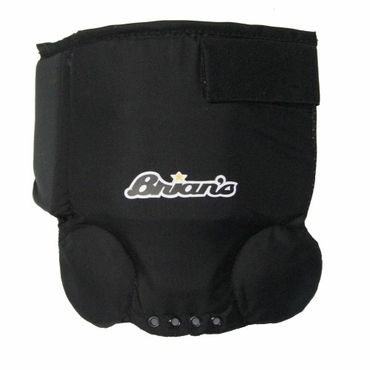 Brians Laces Pro Junior Hockey Goalie Thigh Guards