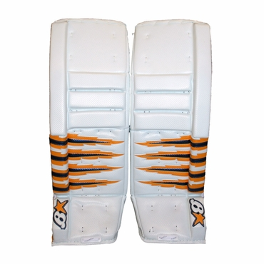Brians Pro Stock Senior Hockey Goalie Leg Pads