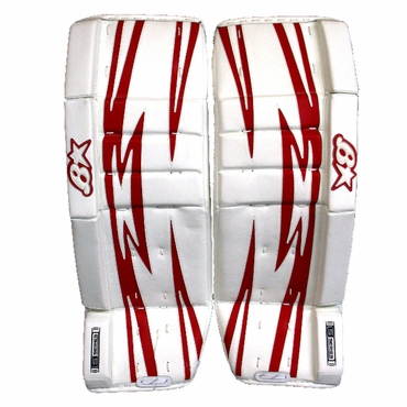 Brians S-Series Intermediate Hockey Goalie Leg Pads